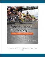 APPLIED SPORT PSYCHOLOGY: PERSONAL GROWTH TO PEAK PERFORMANCE