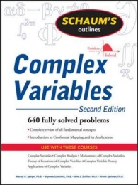 SCHAUMS OUTLINE OF COMPLEX VARIABLES