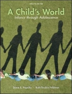CHILDS WORLD: INFANCY THROUGH ADOLESCENCE (H/C)