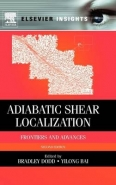 ADIABATIC SHEAR LOCALIZATION: FRONTIERS AND ADVANCES (H/C)