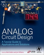 ANALOG CIRCUIT DESIGN: A TUTORIAL GUIDE TO APPLICATIONS AND SOLUTIONS (H/C)