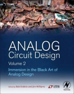 ANALOG CIRCUIT DESIGN: IMMERSION IN THE BLACK ART OF ANALOG DESIGN (VOLUME 2) (H/C)