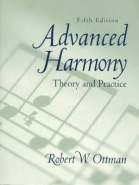 ADVANCED HARMONY: THEORY AND PRACTICE (CD INCLUDED)