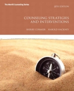 COUNSELING STRATEGIES AND INTERVENTIONS (IE)