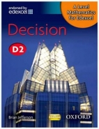 A LEVEL MATHEMATICS FOR EDEXCEL: DECISION D2