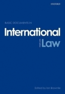 BASIC DOCUMENTS IN INTERNATIONAL LAW