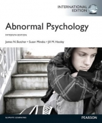 ABNORMAL PSYCHOLOGY (I/E)