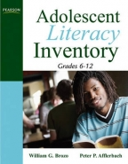 ADOLESCENT LITERACY INVENTORY GR 6-12