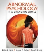 ABNORMAL PSYCHOLOGY IN CHANGING WORLD