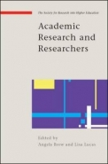 ACADEMIC RESEARCH: POLICY AND PRACTICE