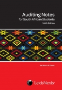 AUDITING NOTES FOR SA STUDENTS 2016