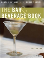 BAR AND BEVERAGE BOOK (HC)