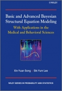 BASIC AND ADVANCED BAYESIAN STRUCTURAL EQUATION MODELING (H/C)