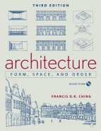 ARCHITECTURE: FORM SPACE AND ORDER (CD INCLUDED)