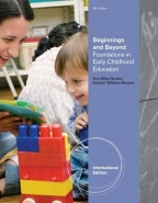 BEGINNINGS AND BEYOND: FOUNDATIONS IN EARLY CHILDHOOD EDUCATION (ISE)