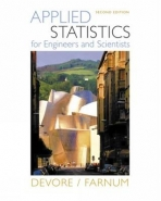 APPLIED STATISTICS FOR ENGINEERS AND SCIENTISTS (H/C) (CD INCLUDED)