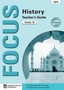 FOCUS HISTORY GR 10 (TEACHERS GUIDE) (CAPS)