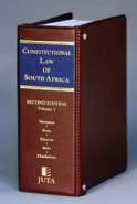 CONSTITUTIONAL LAW OF SA (COMPLETE 4 VOLUME SET)