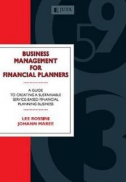 BUSINESS MANAGEMENT FOR FINANCIAL PLANNERS