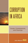 CORRUPTION IN AFRICA (H/C)