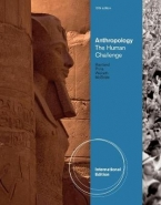 ANTHROPOLOGY: THE HUMAN CHALLENGE (IE)