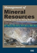MANAGEMENT OF MINERAL RECOURCES