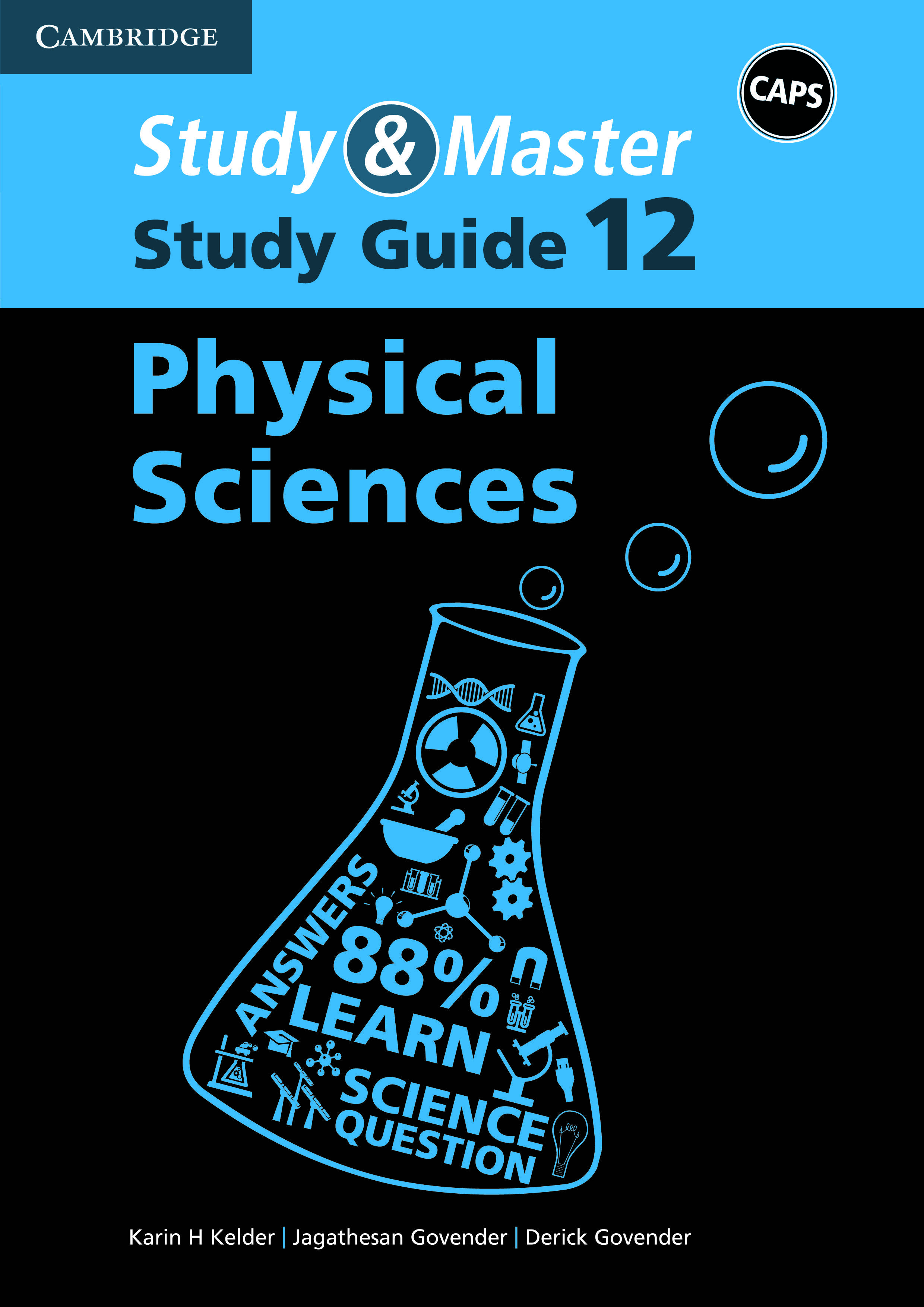 STUDY AND MASTER PHYSICAL SCIENCES GR 12 (STUDY GUIDE) (CAPS)