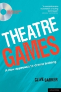 THEATRE GAMES: A NEW APPROACH TO DRAMA TRAINING (DVD INCLUDED)