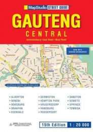 STREET GUIDE: GAUTENG CENTRAL (WIRO)