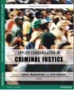 APPLIED COMMUNICATION FOR CRIMINAL JUSTICE
