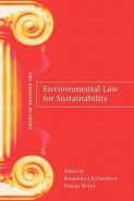 ENVIROMENTAL LAW FOR SUSTAINABILITY: A CRITICAL READER