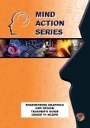 MIND ACTION SERIES ENGINEERING GRAPHICS DESIGN GR 11 (ANSWER GUIDE) (CAPS)