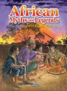 AFRICAN MYTHS AND LEGENDS : FOLKLORE