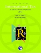 INTERNATIONAL TAX: A SA PERSPECTIVE 2011