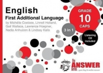 ENGLISH FIRST ADDITIONAL LANGUAGE (3 IN 1 CAPS) (ANSWER SERIES)