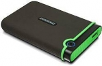 EXTERNAL HARDDRIVE USB 3.0 TRANSCEND GREY 1TB