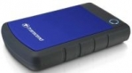 EXTERNAL HARD DRIVE TRANSCEND H3 2TB 2.5INCH 3.0 SPEED BLUE