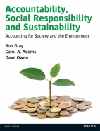 ACCOUNTABILITY SOCIAL RESPONSIBILITY AND SUSTAINABILITY: ACCOUNTING FOR SOCIETY AND THE ENVIRONMENT