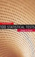100 STATISTICAL TESTS