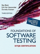 FOUNDATIONS OF SOFTWARE TESTING: ISTQB CERTIFICATION