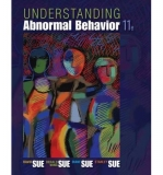 UNDERSTANDING ABNORMAL BEHAVIOR (H/C)