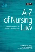 A-Z OF NURSING LAW