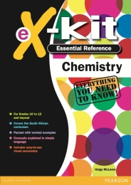 X KIT ESSENTIAL REFERENCE CHEMISTRY GR 8-12