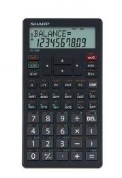 CALCULATOR SHARP FINANCIAL EL-738FB