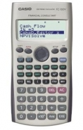 CALCULATOR CASIO FC100 FINANCIAL/STATS 4 LINE DISPLAY