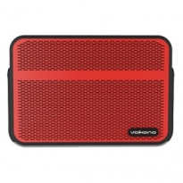 SPEAKER VOLKANO BLUETOOTH WITH NFC RED