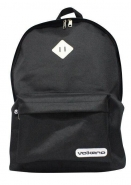 BAG BACKPACK LAPTOP VOLKANO DISTINCT SERIES 15.6 INCH BLACK