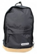 BAG BACKPACK VOLKANO BLACK LAPTOP SERIES
