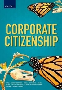 CORPORATE CITIZENSHIP IN SA AND BEYOND