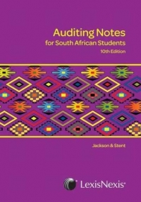 AUDITING NOTES FOR SA STUDENTS 2017